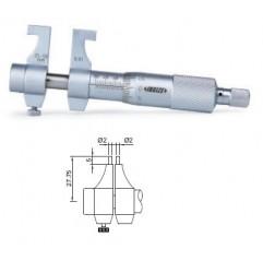Mikrometr wewnętrzny szczękowy MMWD zakres 5-30 mm INSIZE  (3220-30)